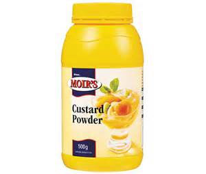 Moirs Custard Powder 500g